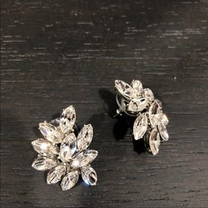 BHLDN Crystal earrings